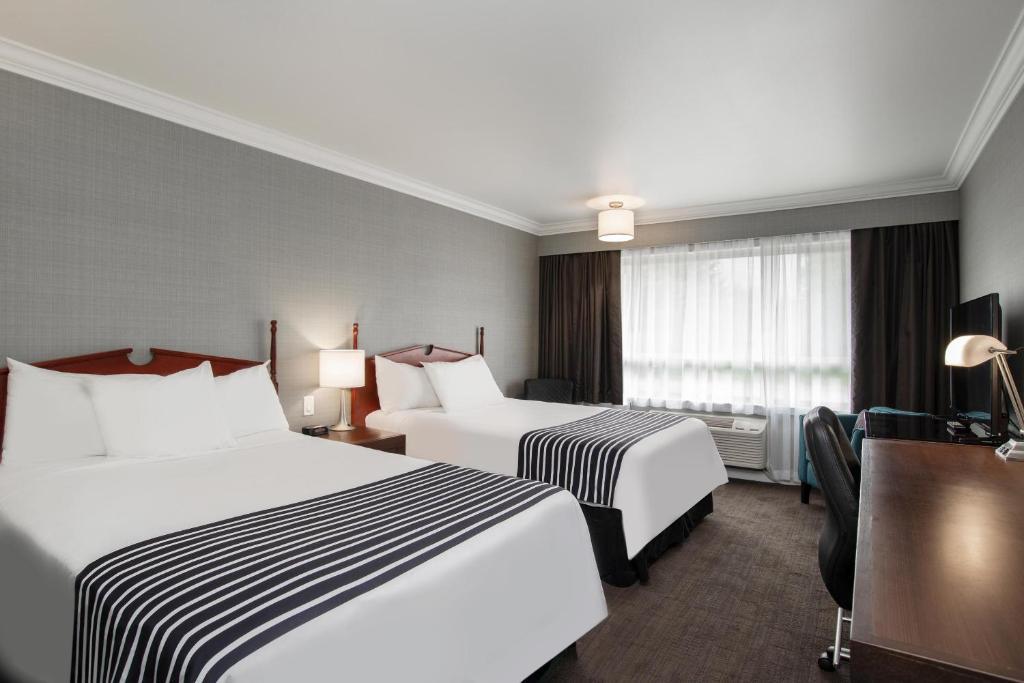 Doppelzimmer Im Sandman Hotel Revelstoke Ski